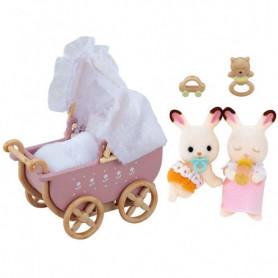 Bambola Masha e Orso - cappottino beige