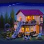 Set costruzioni Masha e Orso - La casa di Masha