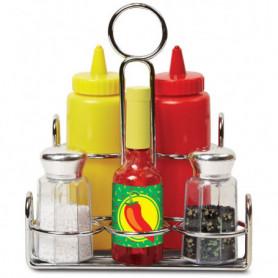 Set per colorare con pastelli e acquerelli Peppa Pig - Mini art tube