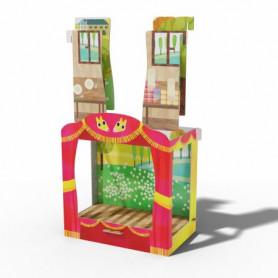 Playset La Stazione dei Pompieri Play-Doh Town con Pasta Modellabile