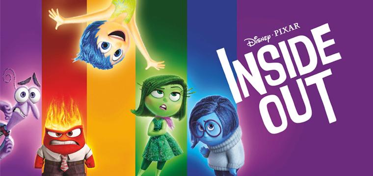 Le nuove borse e gli zaini dall'emozionante Inside Out!