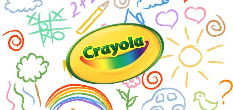 Potere alla creatività con i colori lavabili di Crayola