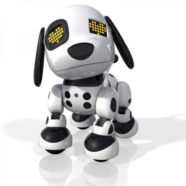 Zoomer zuppies cane snodabile e interattivo spot il di jocando
