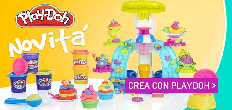 Libera la fantasia con le novità Play-Doh!