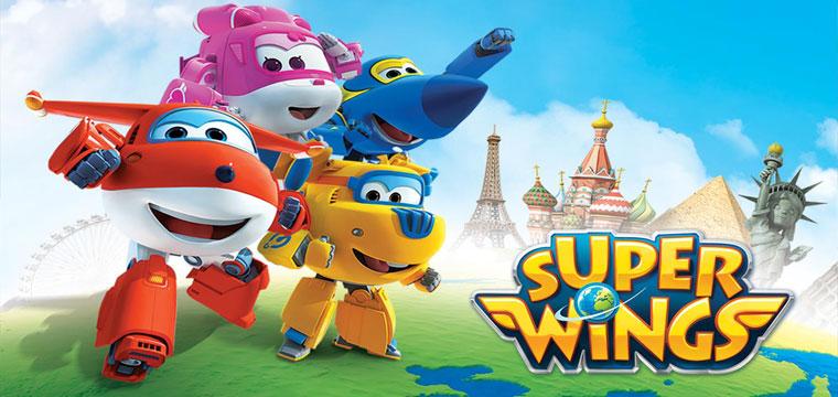 Arrivano i giocattoli dei Super Wings: scopri tutte le novità!