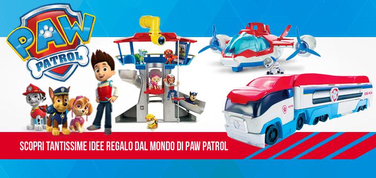 I giocattoli più desiderati di Paw Patrol ad un super prezzo!