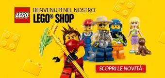 Scopri il nuovo LEGO Shop su Jocando