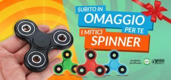 Fidget Spinner mania: l'antistress dell'estate in omaggio su Jocando