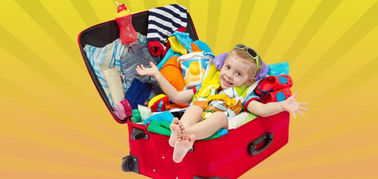 Valigia per bambini | Consigli su come sceglierla e prepararla
