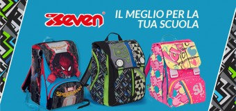 La scuola di qualità: scopri la nuova collezione Seven 2017