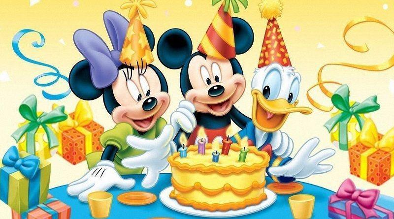 Buon Compleanno Topolino Il Blog Di Jocando