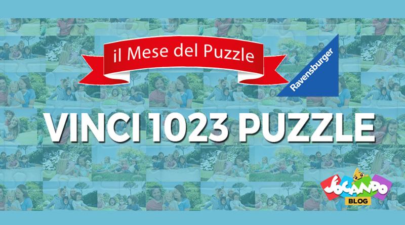 Il Mese del puzzle Ravensburger | Vinci un viaggio in Germania