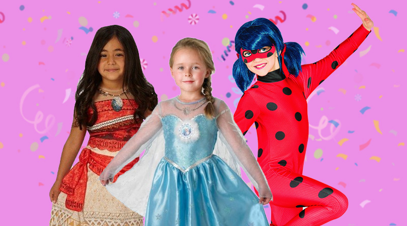 I migliori costumi per bambine Carnevale 2019