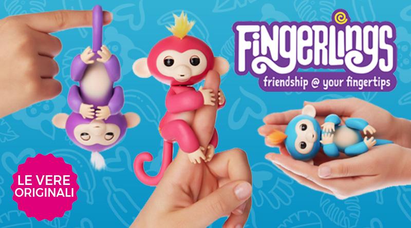 Tutti pazzi per Fingerlings | Le scimmiette interattive a portata di dito