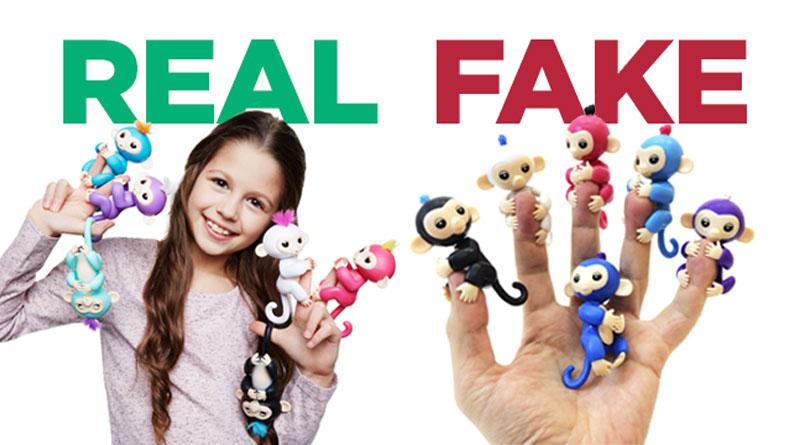 Fingerlings originali | Come riconoscere gli autentici e non farsi ingannare dai fake!