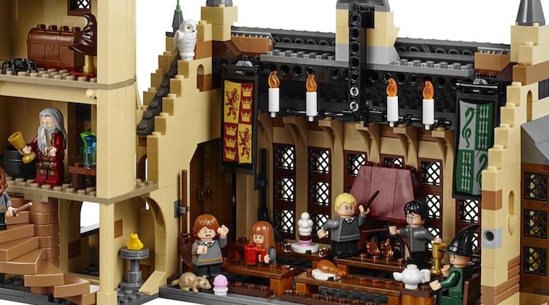 LEGO Harry Potter | I nuovi set di costruzioni LEGO del 2018