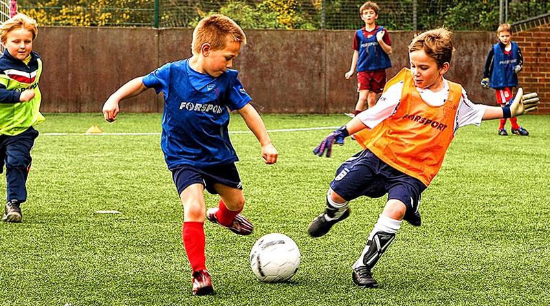 Sport e bambini | I giochi sportivi adatti ad ogni età