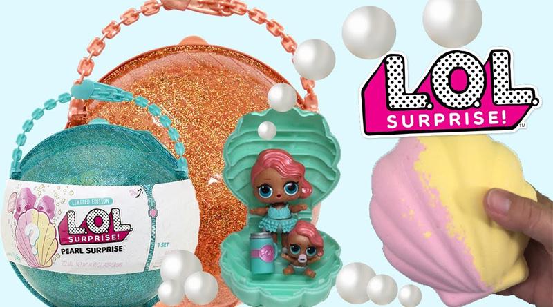LOL Surprise Pearl Surprise | Anche in Italia le LOL edizione limitata
