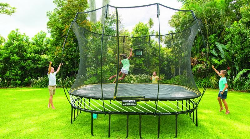 Tappeto elastico per bambini | 5 criteri per una scelta sicura