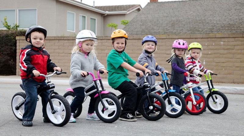 Biciclette per bambini | La prima bici: senza pedali o con rotelle?