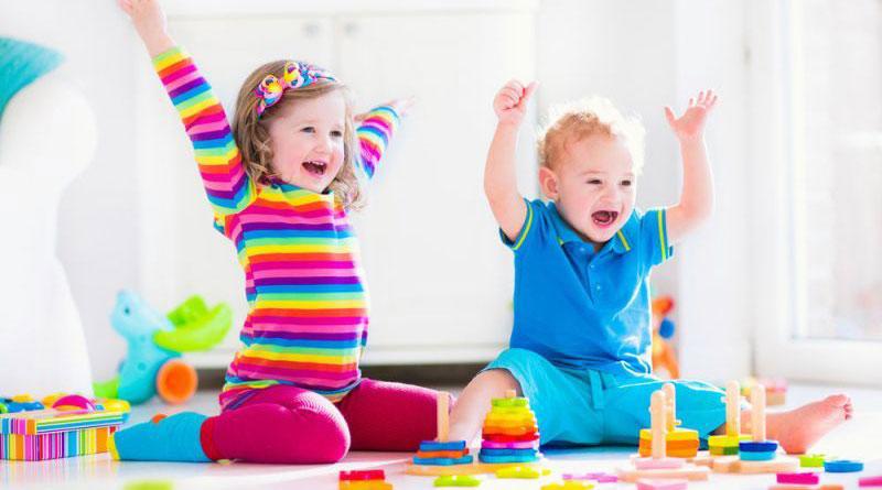 Stop al disordine! Come mettere in ordine i giocattoli dei bambini