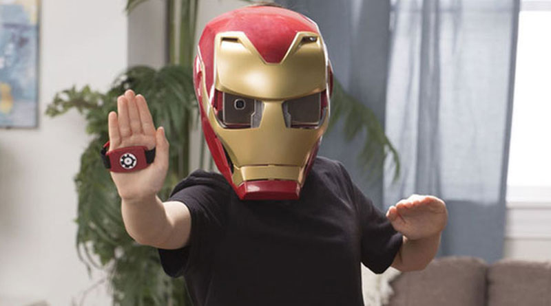 Hero Vision Iron Man | L'elmetto che ti trasforma in un vero supereroe