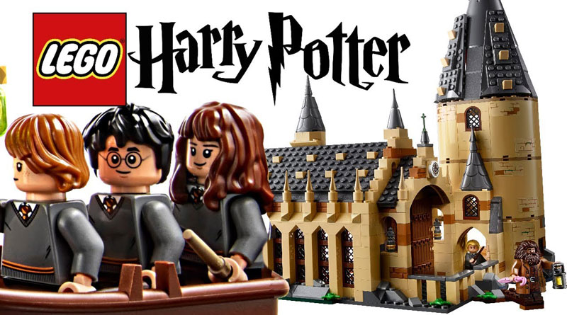 LEGO Harry Potter | Tutti i nuovi playset dell'estate 2018