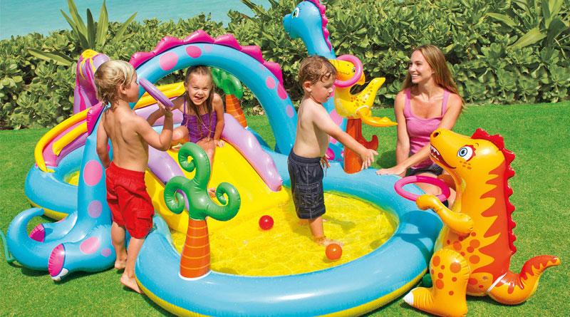 Piscine per bambini | Top 5 piscinette per spiaggia e giardino