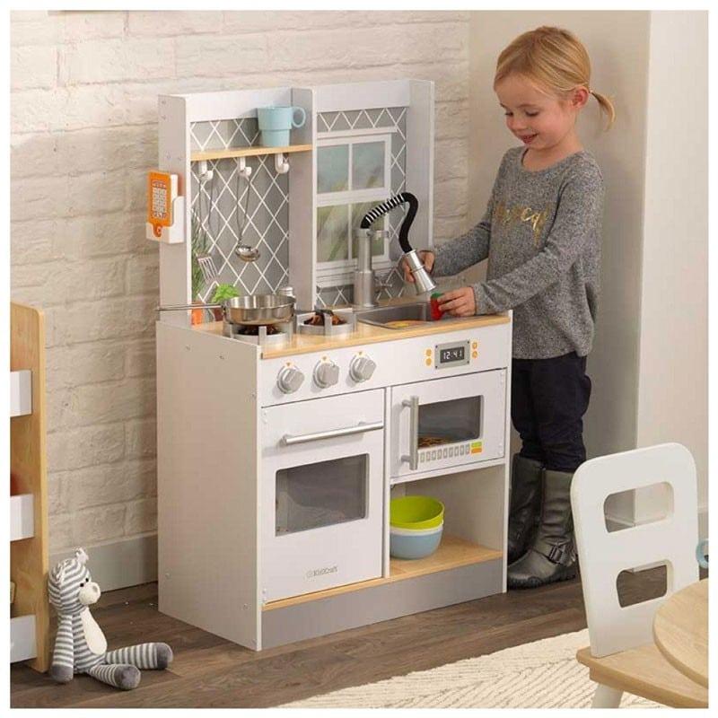 Cucina giocattolo Let's Cook in legno di KidKraft