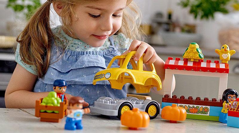 LEGO DUPLO | Come costruire una città intera con soli 4 playset