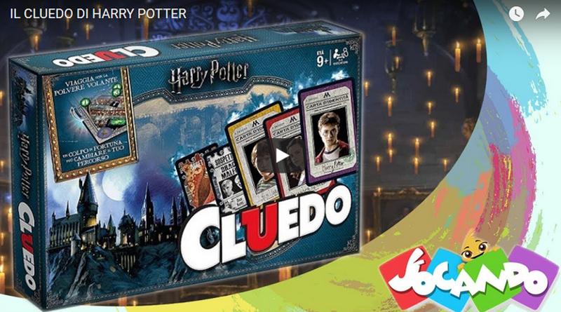 Video Recensioni | Giochi da Tavolo: Cluedo di Harry Potter