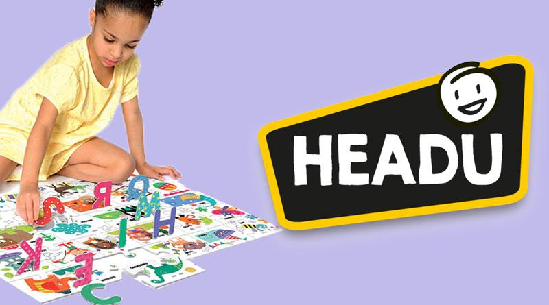 Giochi educativi Headu, il modo migliore per stimolare l'intelligenza dei bambini