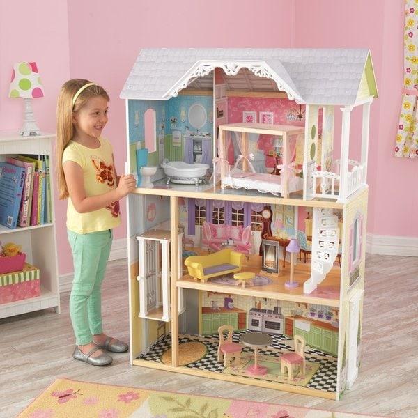 Casa delle Bambole in Legno KidKfraft