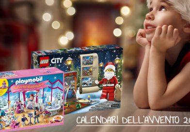 Calendari Avvento Natale 2018 su jocando