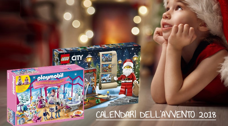 Calendari dell'Avvento 2018 per bambini. Ecco i migliori da regalare a Natale