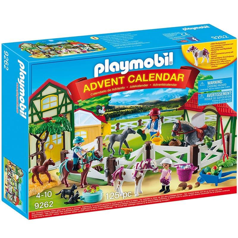 calendario-avvento-playmobil-maneggio - Il Blog di Jocando
