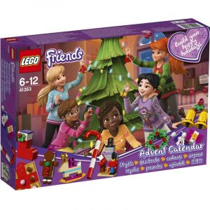 Calendario dell'Avvento LEGO Friends 41353