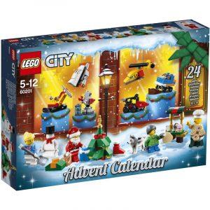 Calendario dell'avvento LEGO City 60201