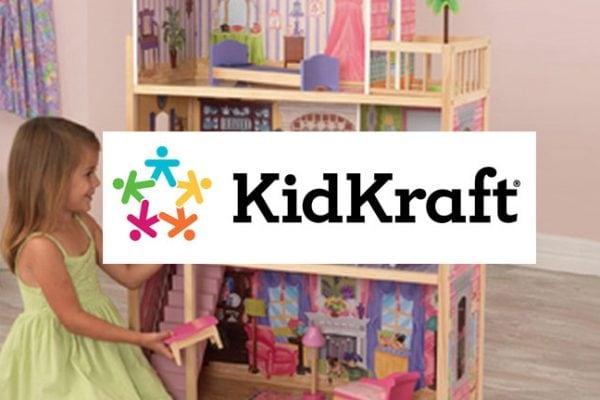KidKraft, i giocattoli in legno che fanno sognare i bambini
