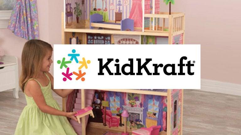 Giocattoli in legno KidKraft