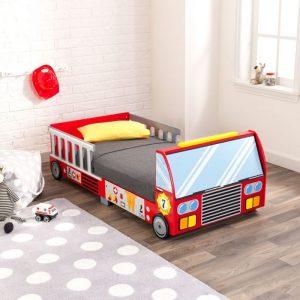 Lettino Camion dei Pompieri