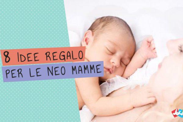 8 idee regalo gravidanza per mamme in dolce attesa e neonati