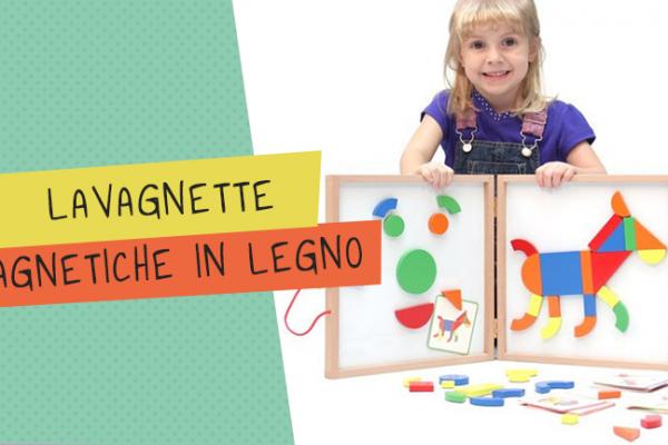Lavagna magnetica. L'idea regalo intelligente per tutte le età.
