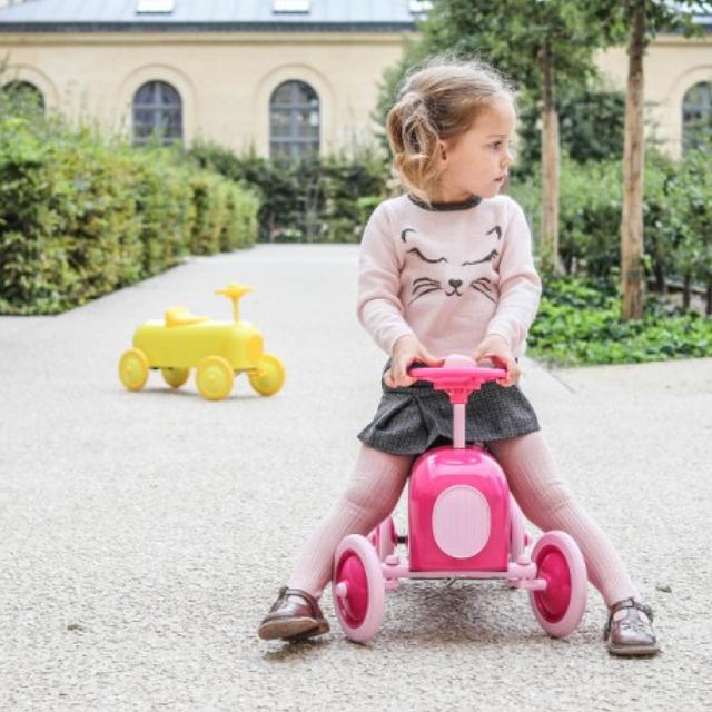 Auto a spinta per bambini